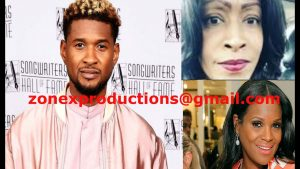 Usher's Aunt Responds to Usher herpes allegations implies Tameka Gave him herpes!