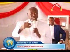 Ghanaian Pastor Boldly List Names Of All Fake Prophets in Ghana